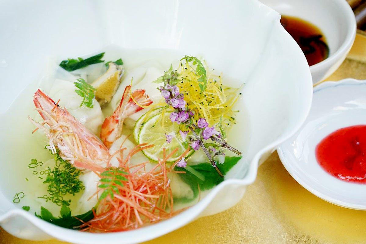 日本料理新