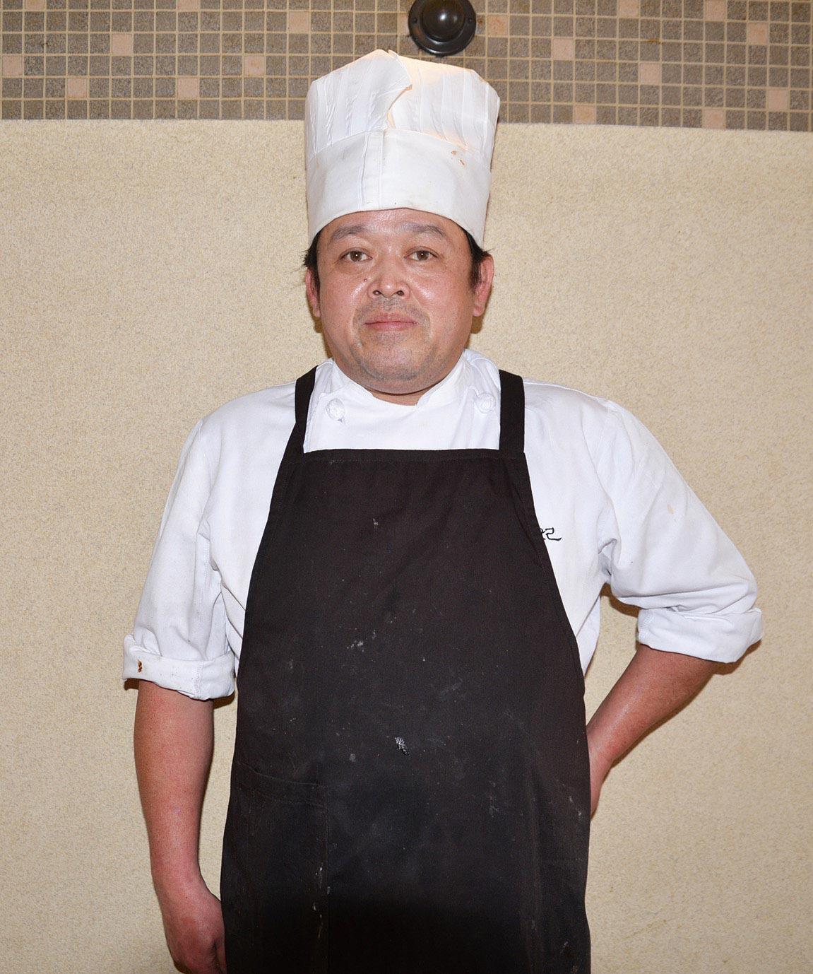 オーナー/矢城  博徳さん